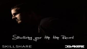 Structuring your Hip Hop Record course image