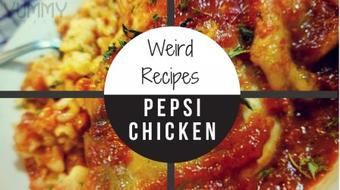 Weird Recipes: Pepsi Chicken (You Know You're Curious!) course image