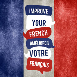 Improving Your French Language Skills course image