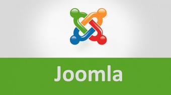Learn How To Build A Professional Web Site By Using Joomla LEVEL 3 course image