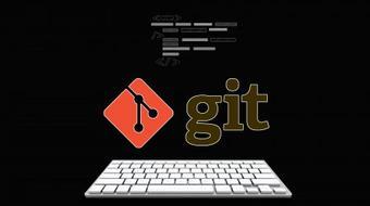 Command Line Git Introduction 3 course image