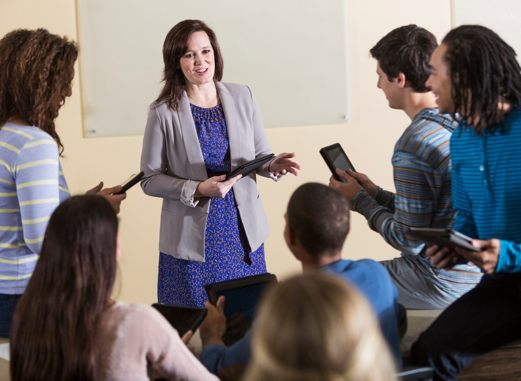 (K-12) Engaging Students in Academic Discussions course image