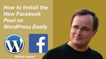 How to Install the New Facebook Pixel on WordPress Easily course image