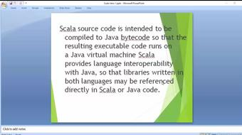 Learn Scala Programming Step By Step course image