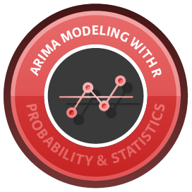 ARIMA Modeling with R course image