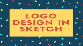 Mobile App Design - Logo Design in Sketch course image