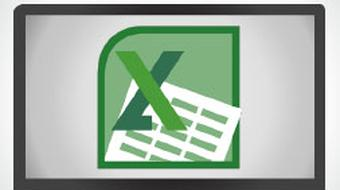 Microsoft Excel 2010 course image