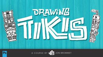 Drawing Tikis course image
