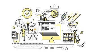 Transformation digitale des services et des entreprises course image