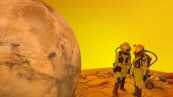 How to Survive on Mars: the Science Behind the Human Exploration of Mars course image