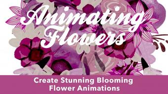 Create Stunning Blooming Flower Animations course image