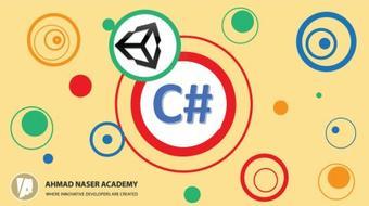 برمجة الالعاب كائنية التوجه بلغة السي شارب Object Oriented Programming in CSharp and Unity in Arabic course image