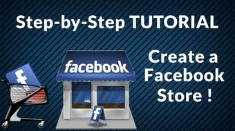 Sell On Facebook: Create Your Store In 30 Minutes Or Less! course image