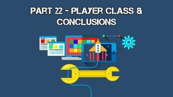 Develop Trading Card Game Battle System With Unity 3D: Part XXII (Player Class & Conclusions) course image