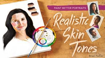 Paint Better Portraits: Realistic Skin Tones course image