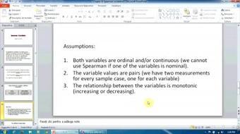 Nonparametric Correlation course image