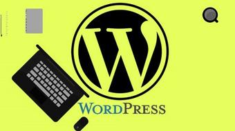WordPress essentials Step by Step setup and using Wordpress course image