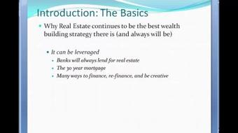 Super Real Estate Investing course image