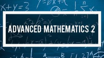 Advanced Mathematics 2 course image
