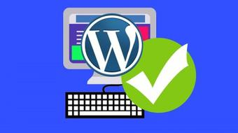 WordPress Setup Install Guide Setting up a website course image