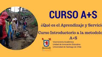 ¿Qué es el Aprendizaje y Servicio? Curso introductorio a la metodología A+S course image