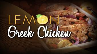Freezer Meals - Lemon Greek Chicken course image
