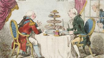 A History of Royal Food and Feasting course image