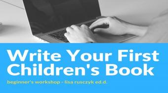 Write Your First Children's Book course image