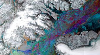 The Frozen Frontier: Monitoring the Greenland Ice Sheet from Space course image