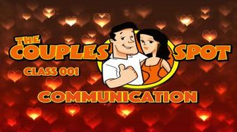 The Couples Spot #001 Communication Relationship Class course image