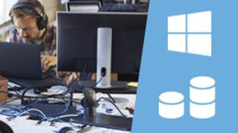 Implementing Microsoft Windows Server Disks and Volumes course image