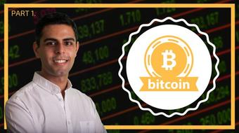 The Complete Bitcoin Course | PART 1 | Practical Introduction To Bitcoin course image
