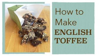 Candy Making: How to Make English Toffee course image