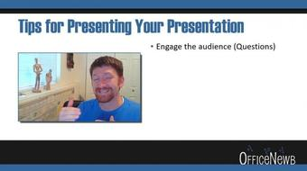 Delivering an Impactful Presentation with PowerPoint course image