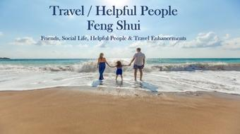 TRAVEL / HELPFUL PEOPLE Feng Shui course image