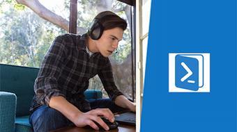 Windows PowerShell Basics course image