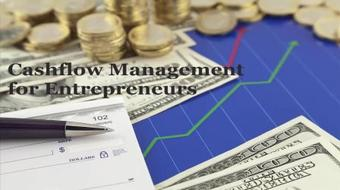 Easy Cashflow Management for Entrepreneurs - Step by Step Guide and Excel Spreadsheed course image