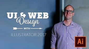 UI & Web Design using Adobe Illustrator 2017 course image