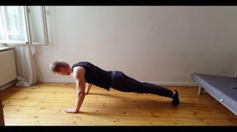 Science-Based Bodyweight Workout: Build Muscle Without A Gym (Fitness | Exercise | Nutrition) course image
