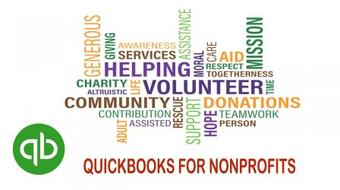 QuickBooks Basics for Nonprofits course image