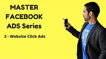 Master Facebook Ads 2 - Get Massive Traffic From Facebook course image