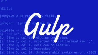 Essential Gulp Tasks course image