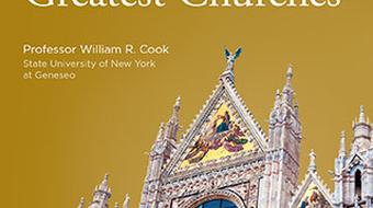 The World's Greatest Churches - DVD, digital video course course image