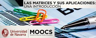 Las matrices y sus aplicaciones (2ª edición) course image