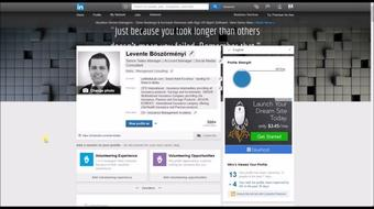 Complete Guide for the All-Star LinkedIn profile - boost your career with LinkedIn! course image
