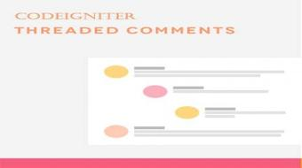 How to implement php threaded comments easy way course image