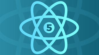 Five Practical Examples to Learn React course image