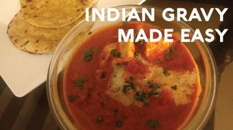 Indian Gravy Made Easy course image