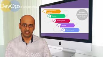 DevOps Fundamentals - Learn Software Development Life Cycle & Teams course image