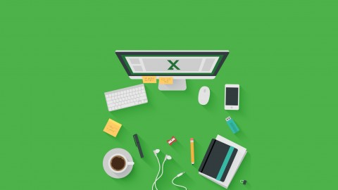 Microsoft Excel Step by Step Training for Beginners! course image